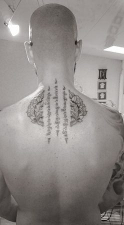 vertical front back guy
