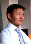 Lungtok Choktsang donne des cours de tibétain