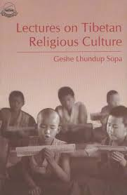 lectures on tibetan religious culture