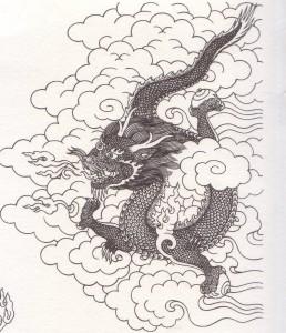 tibetan drawings